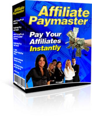Product picture Affiliate Paymaster Software-Millionoaire Secrets