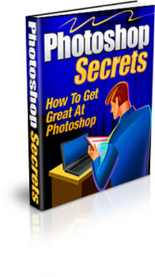 Product picture Photoshop Secrets - Professional Photoshop Advisor
