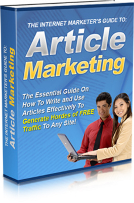 Product picture Article Marketing Course - Explode Your sales